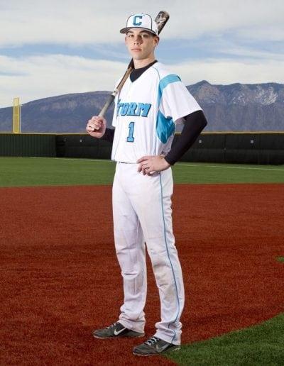 Blake Swihart, CHS Baseball, 003